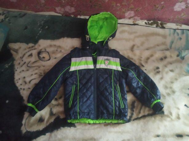 Куртка безрукавка жилетка для мальчика