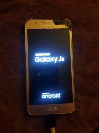Samsung j5 uszkodzony wy