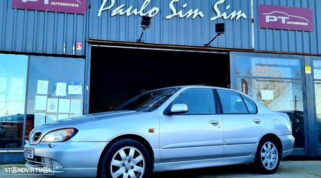 Nissan Primera 2.0 Sport CVT