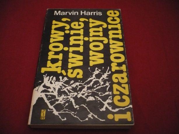 Krowy, świnie, wojny i czarownice Marvin Harris