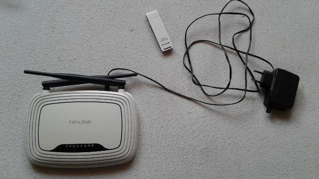 Router TP-LINK bezprzewodowy
