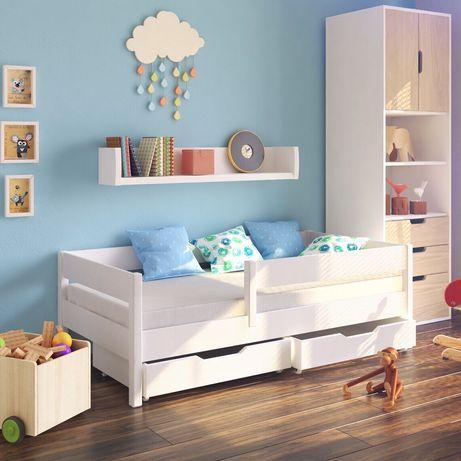 Детская кровать деревянная Винни 80х160 Подростковая Кроватка