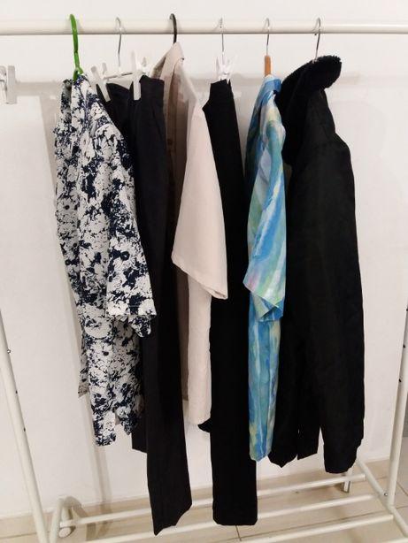 Conjunto 6 peças roupa 15€ senhora 60 +