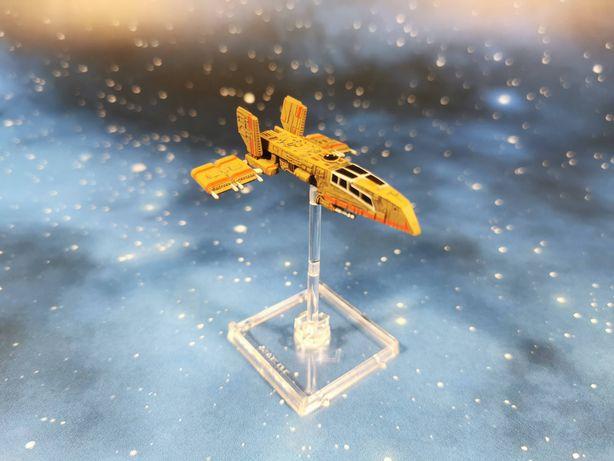 X-Wing, HWK-290 sam model