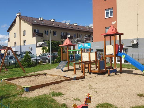 Plac zabaw do przedszkola- Prosympatyk