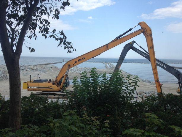 Długie ramię typu Long 11 mb do maszyny do 15 ton