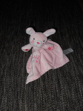 Комфортер (игрушка погремушка-салфетка)