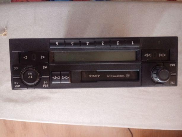 Radio Volkswagen ALPHA