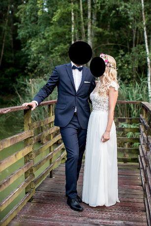 Suknia ślubna Cherubina rozmiar S