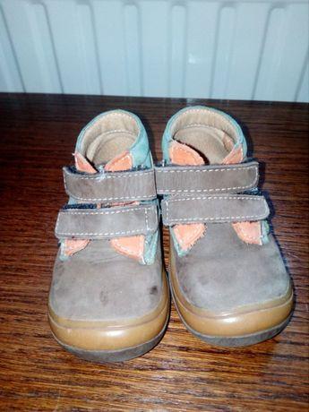 Buty dla chłopca rozm 20, skórzane
