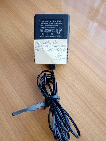Ładowarka do wkrętarek akumulatorowych 24V 500mA