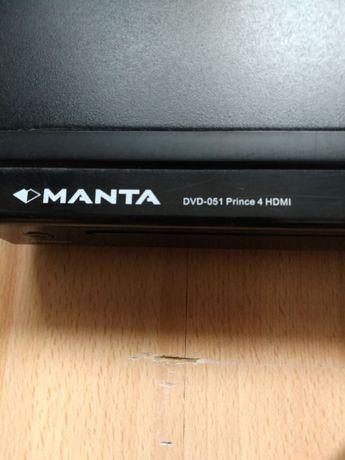 Odtwarzacz Manta DVD-051 Prince 4 HDMI