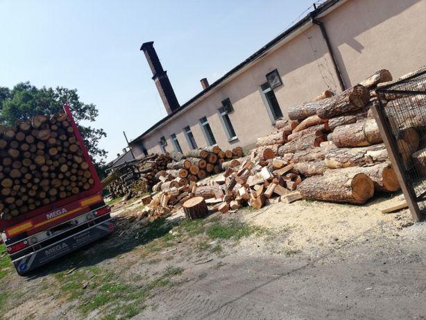 Drewno opałowe i kominkowe NAJTANIEJ łęczna/świdnik/lublin/piaski