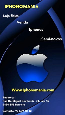 Iphones 8 64 Gb loja fisica garantia como novos