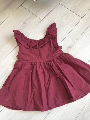 Дитяча літня сукня на зріст 1-2 роки