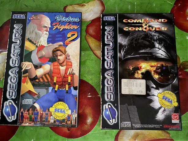 Sega Saturn jogos
