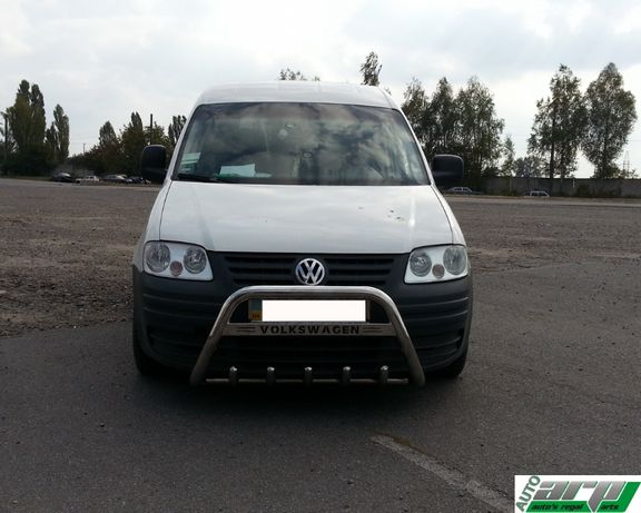 Кенгурятник_Пороги_Коврики_Рейлинги_Volkswagen Caddy_Коврик в багажник