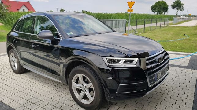 Audi Q5 sport Quattro do ślubu