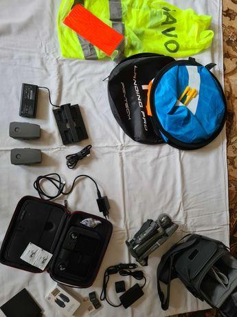 Dron Dji Mavic 2 Pro z 2 bateriami, torbą oraz akcesoriami