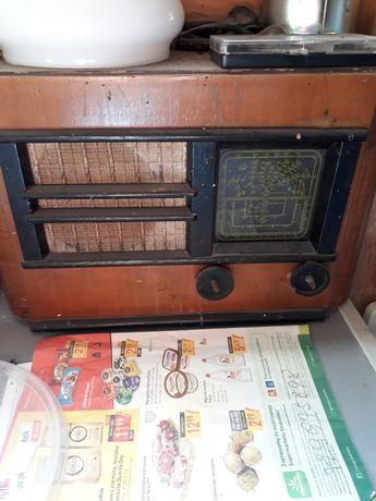 Stare polskie radio