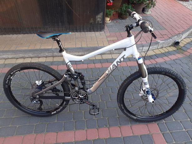 "Велосипед GIANT""26"" гідравліка full suspension"