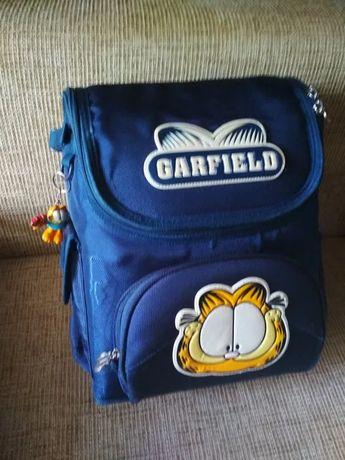 Рюкзак Garfield для школы Ранец Портфель Каркасный