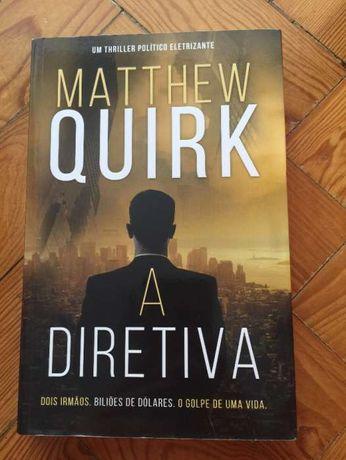 A Diretiva - Matthew Quirk