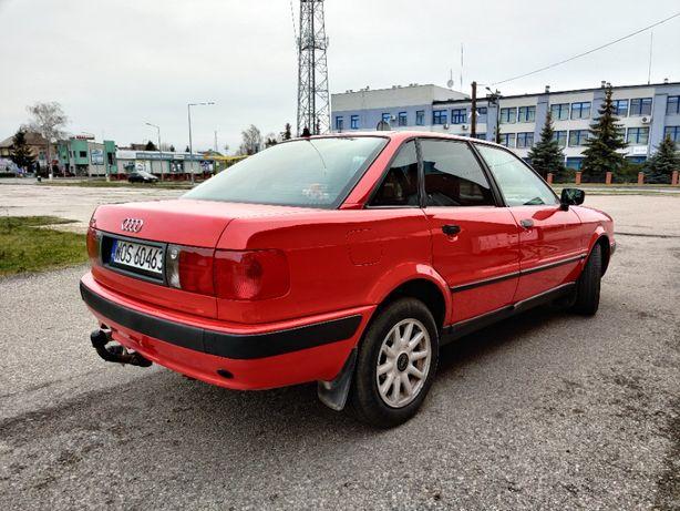 Audi 80 B4 2.0 benzyna+ gaz