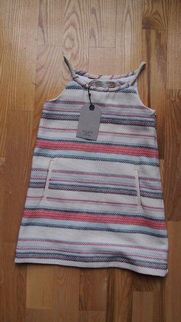 Nowa Sukienka ZARA rozmiar 116
