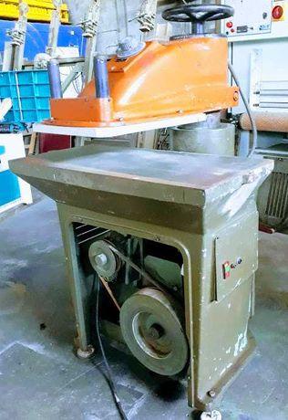 Balancim prensa hidráulico para corte de couro etc