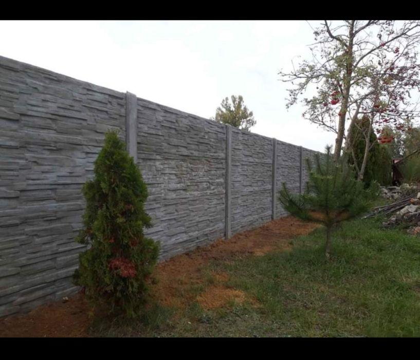 Wynajmę linie do produkcji ogrodzeń betonowych Warka - image 1