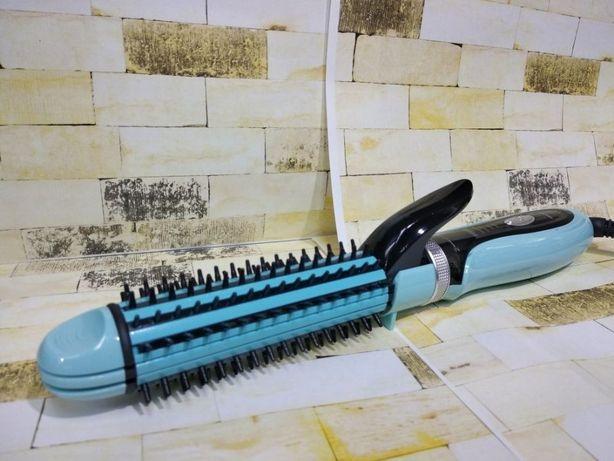 Стайлер волос Gemei GM-2922 3в1 гофре, плойка, выпрямитель