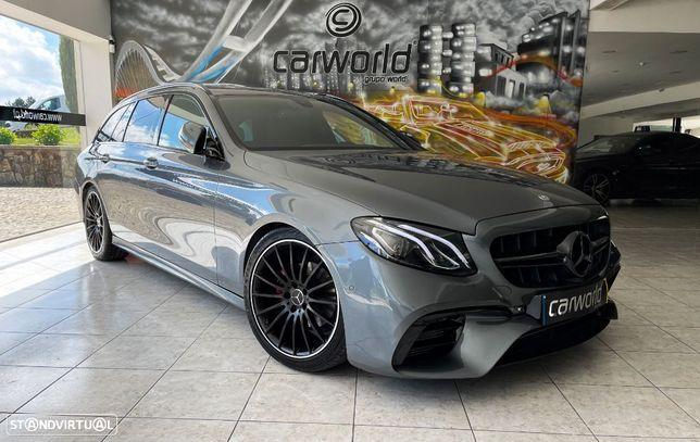 Mercedes-Benz E 220 BlueTEC BE Edition Auto.