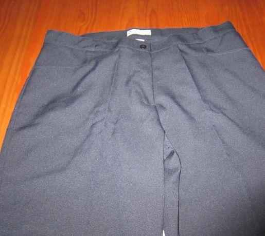 Calças azul marinho Unifardas tamanho 42 e 46