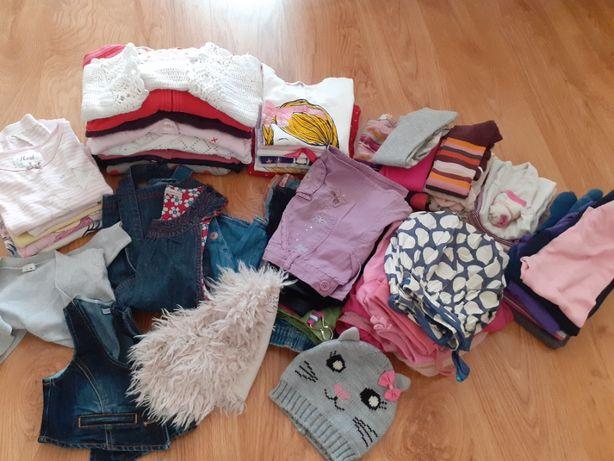 Zestaw ubrań roz. 98-104