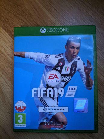 FIFA 19 Xbox one wersja Pl