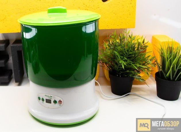 Автоматический проращиватель семян ДоброСад (с таймером)
