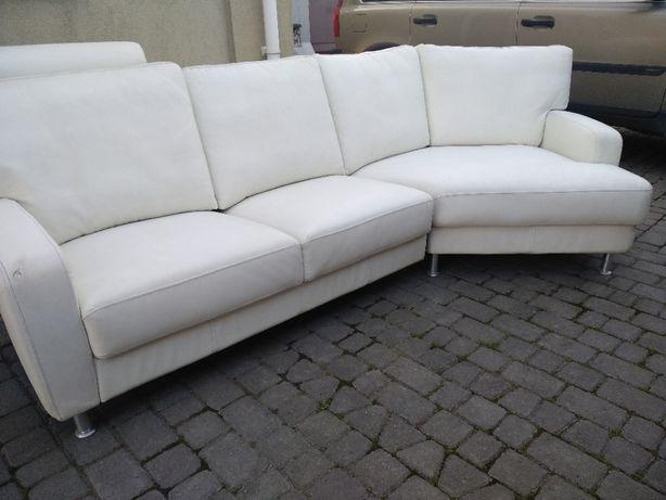 Кожаный диван из Германии