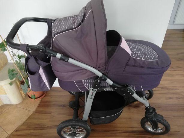 Wózek dziecięcy 3w1 Jedo