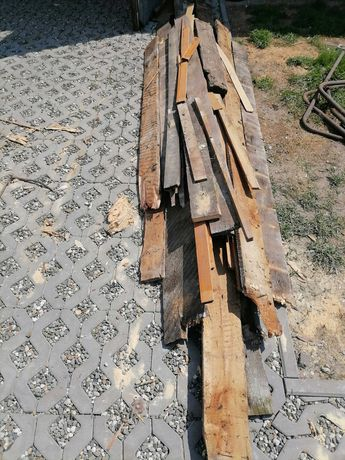 Oddam za darmo deski, drewno, krokwie z rozbiórki dachu