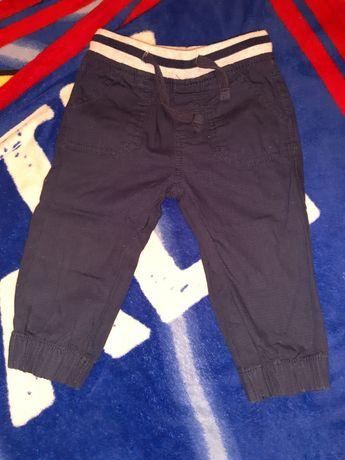 spodnie chłopczyk r.80