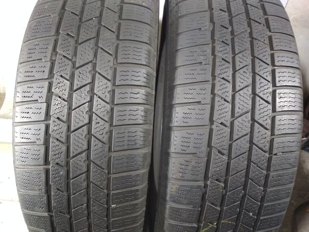 Зима 235/60 R17 continental cross contact winter, ціна за пару 1700