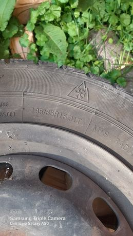 Зимня резина 195/65  R15
