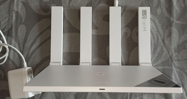 Router Huawei AX3 Pro (Quad Core) Branco