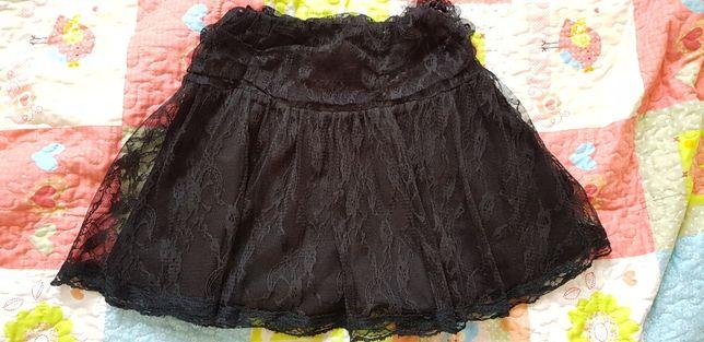Spódnica koronkowa