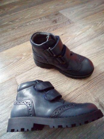Новые ботинки ботиночки Cherie 25