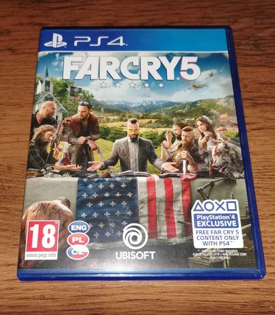 Gra Far Cry 5 PS4