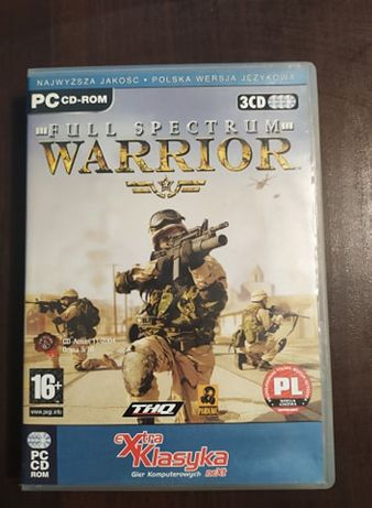 Full Spectrum Warrior - Gra na PC
