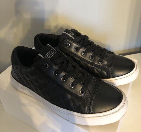 Trampki/sneakersy czarne GUESS 36