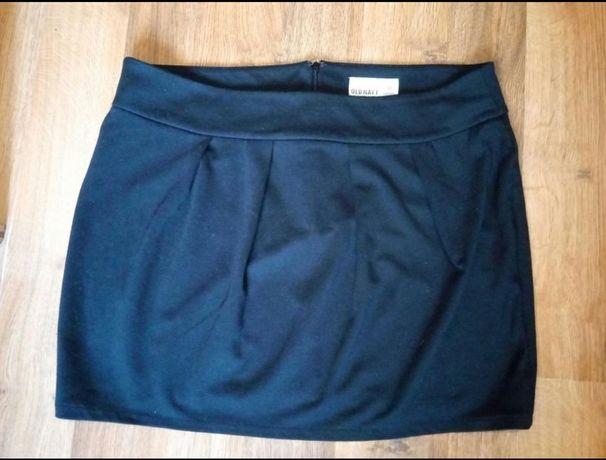 Черная школьная юбка короткая подростковая